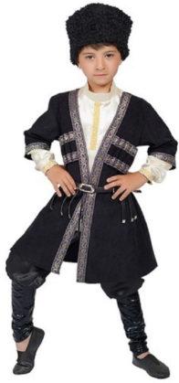 Азербайджанский мальчик
